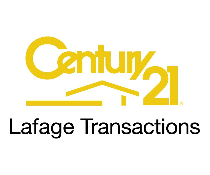 Logo du partenaire prom du coeur Century21 Lafage Transaction