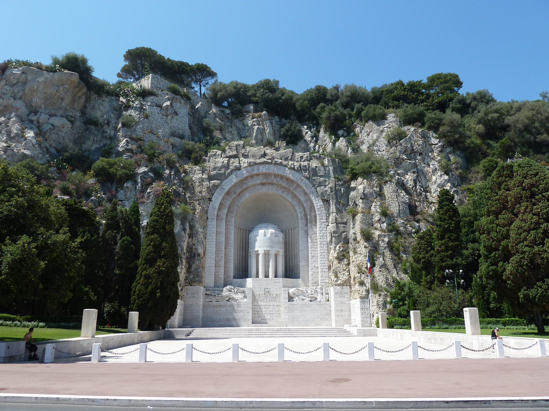Prom du coeur nice parcours Port de Nice