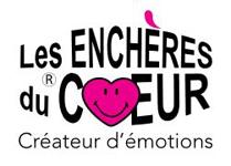 logo de l'association les enchère du Cœur