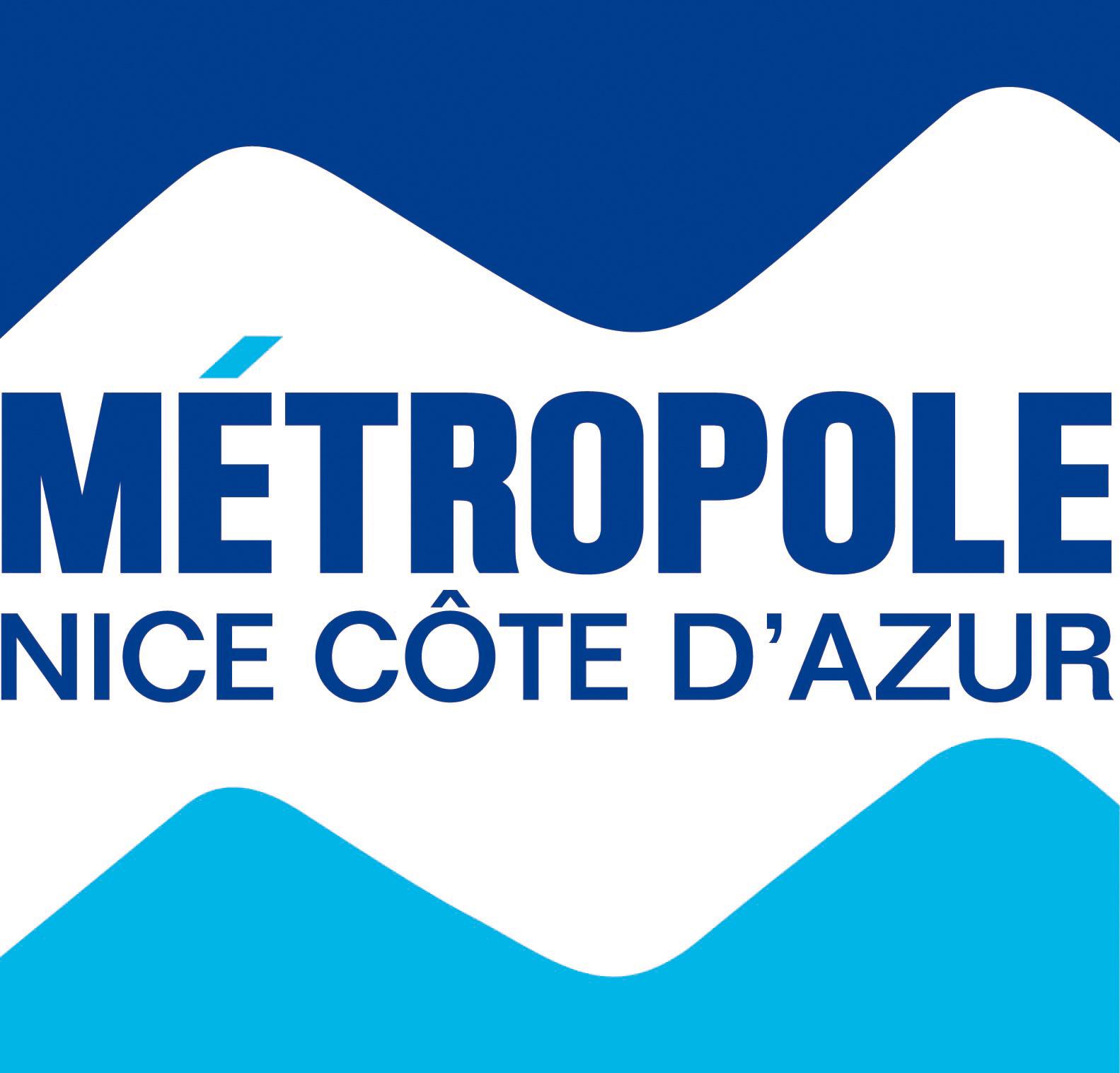 Logo du partenaire prom du coeur Métropole Nice côte d'azur