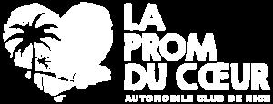 Logo la prom du coeur automobile club de nice